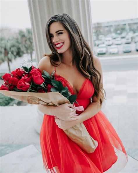 red hot date night dress  hilary rose