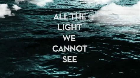 anthony doerr quot all the light we cannot see quot tv commercial