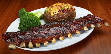 rack of ribs our picks for the best july fourth bbq in orlando