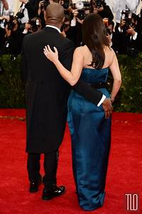Met Gala 2014: Kim Kardashian and Kanye West | Tom + Lorenzo