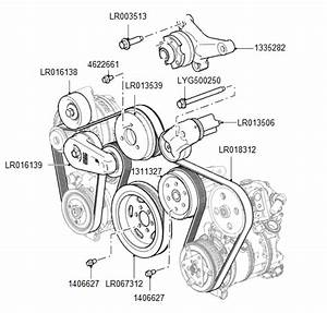 Auxiliary Drive Belt  U0026 Tensioners  Sport With Stability
