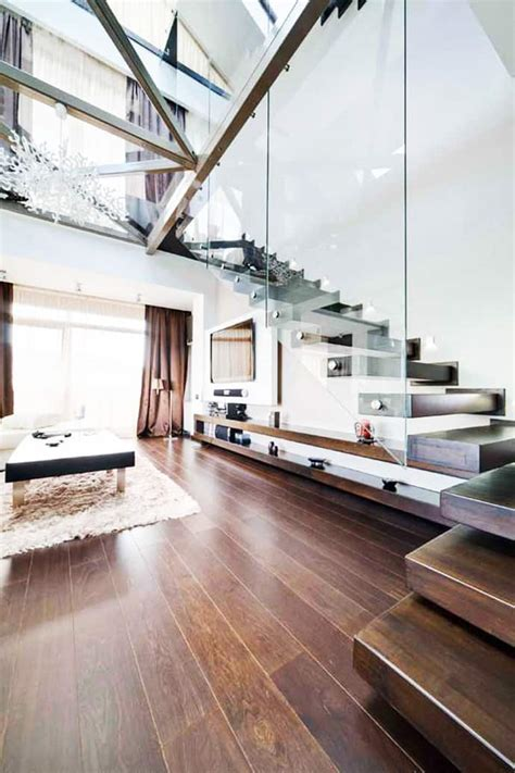 open space stairs cetatuia loft by ion popusoi and bogdan breda brasov romania