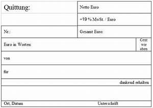 Rechnung Selber Erstellen : 11 quittung vorlage elwash ~ Themetempest.com Abrechnung