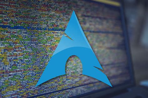 install arch linux