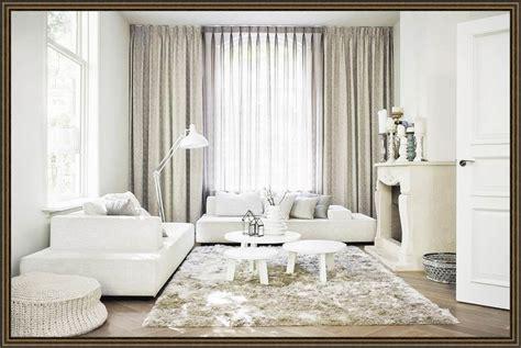 Gardinen Beispiele Wohnzimmer by Kostlich Gardinen Wohnzimmer Ideen Die Besten Auf