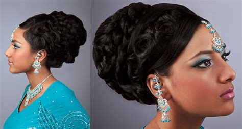 Wedding Hairstyles Indian : Indian Wedding Hairstyles For 2012