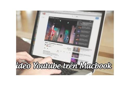 download video youtube cho macbook