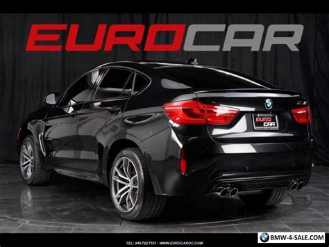 2016 Bmw X6 M For Sale In Canada
