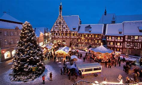 Weihnachten In Deutschland by In Germany In Forchheim Bavaria