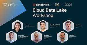 A Guide To The Databricks   Aws Cloud Data Lake Dev Day