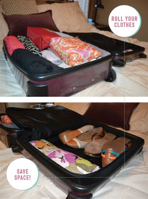 Pack A Ton Of Clothes In A Carry On Bagall You Do It