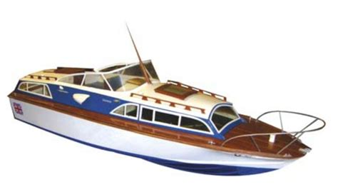 Boat Kits by Fairey Huntsman Radio Controlled Model Boat Kit Hobbies