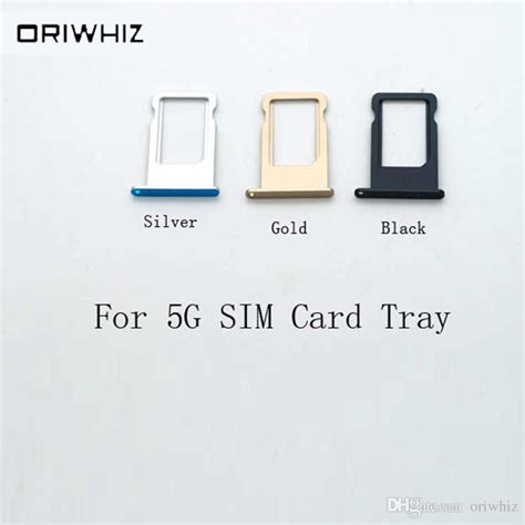 arrival high quality sim card tray  iphone