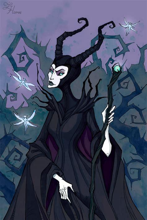 maleficent ii  irenhorrors  deviantart