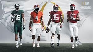 Nike Reveals College Football Playoff Uniform Looks - Nike ...