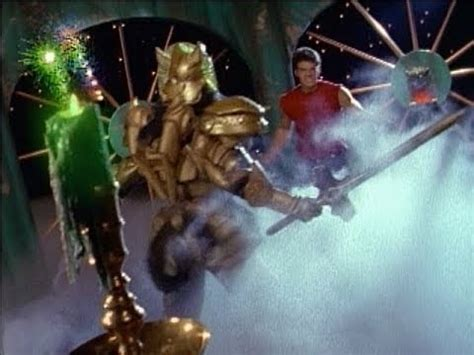mighty morphin power rangers green candle mission