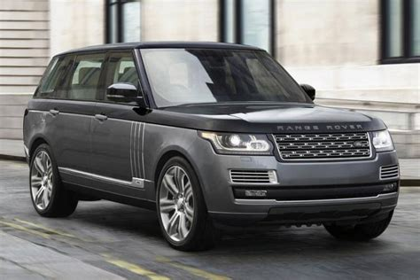 expensive land rover land rover unveils the most expensive suv ever made