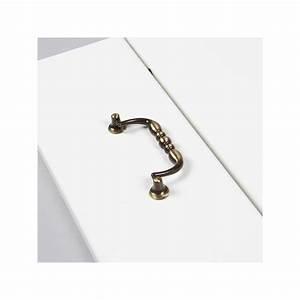 Poignée De Meuble Vintage : poign e de meuble laiton bronz ~ Dailycaller-alerts.com Idées de Décoration
