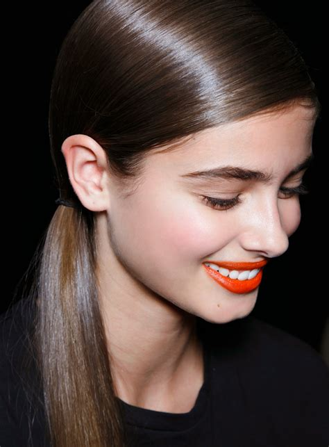 Get Glossy Hair by Image Credit