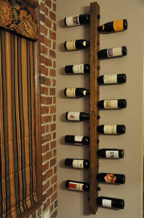 how to make a wine rack in a cabinet 14 diy wine racks made of wood kelly 39 s diy blog