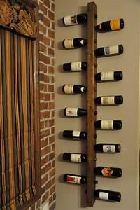 14 Diy Wine Racks Made Of Wood - Kelly's Diy Blog