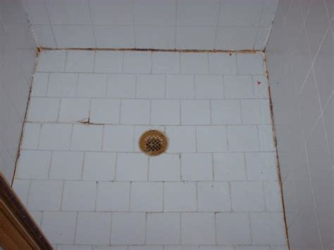 tile shower restoration cleaning sealing caulking repair
