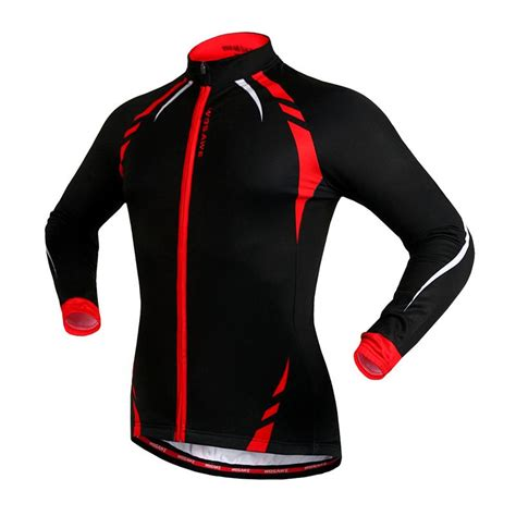 winter bicycle jacket wosawe men 39 s fleece thermal winter cycling jacket
