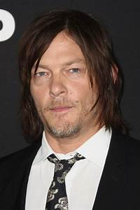 'Walking Dead's' Norman Reedus and cat art? We're there ...
