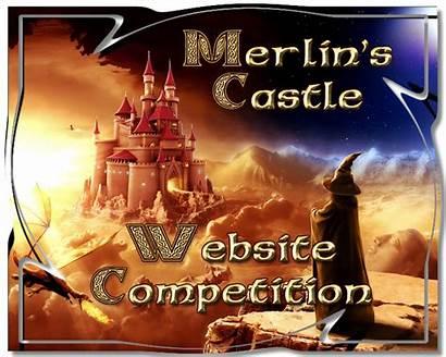 Merlin Castle Welcome Calendar Website Competition Mc