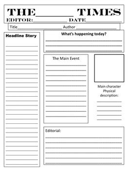 historical fiction book report  options   grade