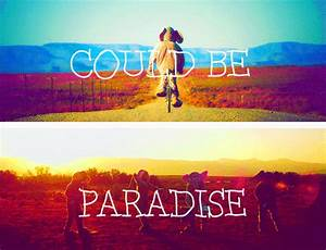 A song (or two) per day: Paradise - Coldplay