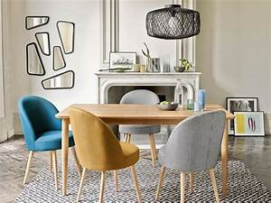 deco salle a manger 5 styles a adopter joli place With meuble de salle a manger avec tapis jaune scandinave