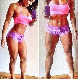 Instagram 'fitness chicks' with six-packs, toned biceps ...