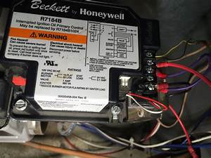 Honeywell R7184b Wiring Diagram