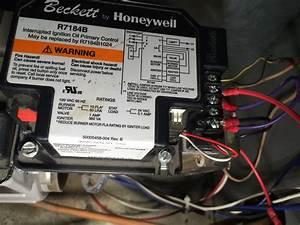 Honeywell R7184b Wiring Diagram