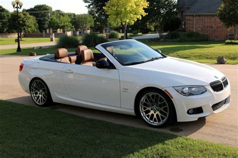Find Used 2011 Bmw 3-series 335is Convertible In Crowley