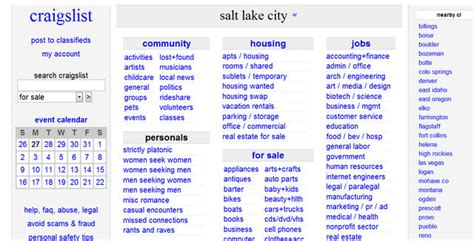 provo craigslist rental ad scam busted traced  nigeria
