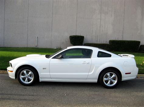 ford mustang gt coupe sold  ford mustang gt