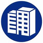 Icon Building Facilities Maintenance Commercial Clipart Facility