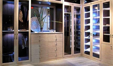 bamboo miami showroom display contemporary closet
