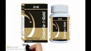 DiabetaXGold-Herbal Medicine for Sexual Health of Diabetic ...
