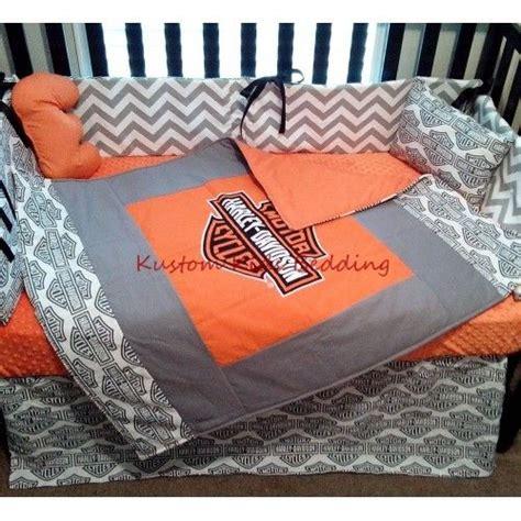 Harley Davidson Crib Bedding  Unavailable Listing On Etsy