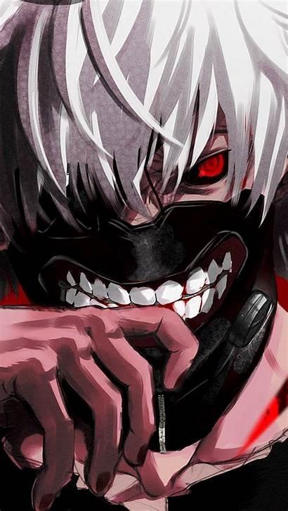 Kaneki Ghoul Tokyo Iphone Ken Mask Face