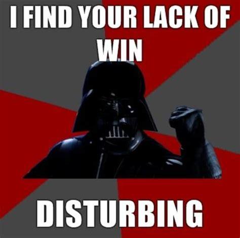 Find Your Meme - image 64997 i find your lack of faith disturbing know your meme