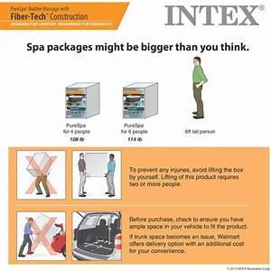 Intex Pure Spa Parts Diagram