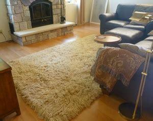 flokati rug ikea my experience dyeing a flokati rug