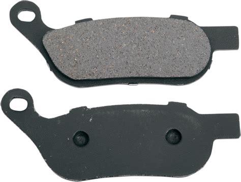 Drag Specialties Semi Metallic Rear Brake Pads 08-16