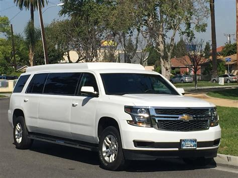 Suv Limo by Used 2015 Chevrolet Tahoe For Sale Ws 10249 We Sell Limos