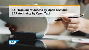 Datendurchsatz Berechnen : sap archiving by opentext opentext ~ Themetempest.com Abrechnung