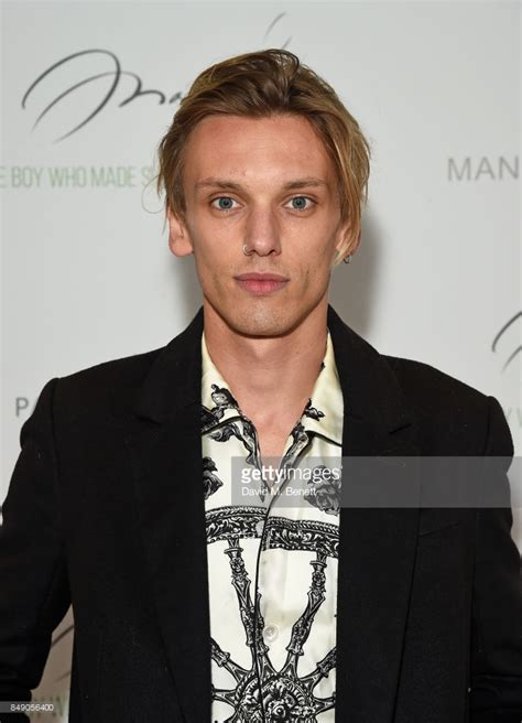 Jamie Campbell Bower Attends The Screening Of 'manolo